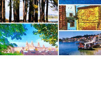 iLUiFOTO cuadros adhesivos con tus fotos
